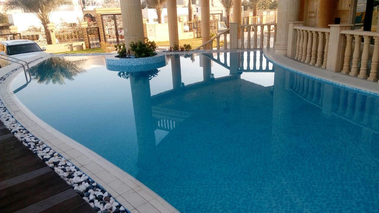 Leading Swimming Pool Contractors Installation Maintenance Al Wahaa Pools L L C Dubai Uae