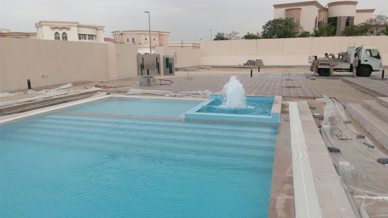 leading swimming pool contractors installation u0026 maintenance al